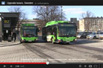 Youtube, Buses in Sweden