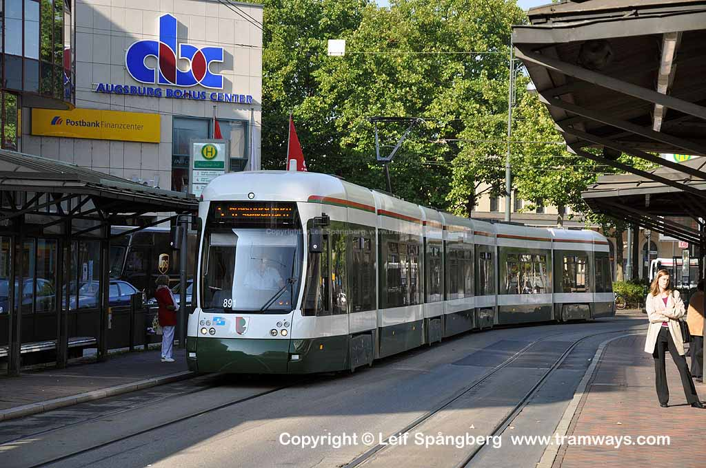 tramways strassenbahn in augsburg germany a photo collection photo 4 of 42. Black Bedroom Furniture Sets. Home Design Ideas