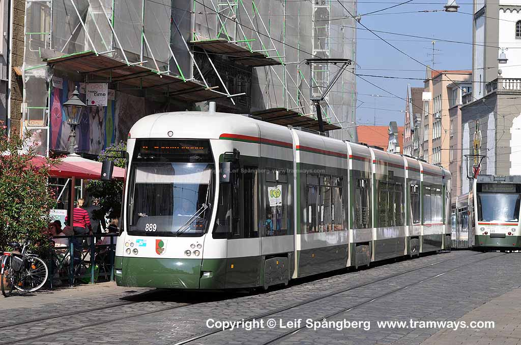 tramways strassenbahn in augsburg germany a photo collection photo 26 of 42. Black Bedroom Furniture Sets. Home Design Ideas